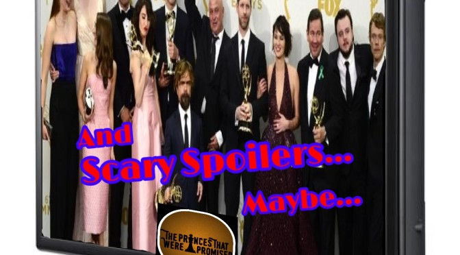 A Freaky Doctor, Record Emmy Wins, and Scary Spoilers… Maybe…